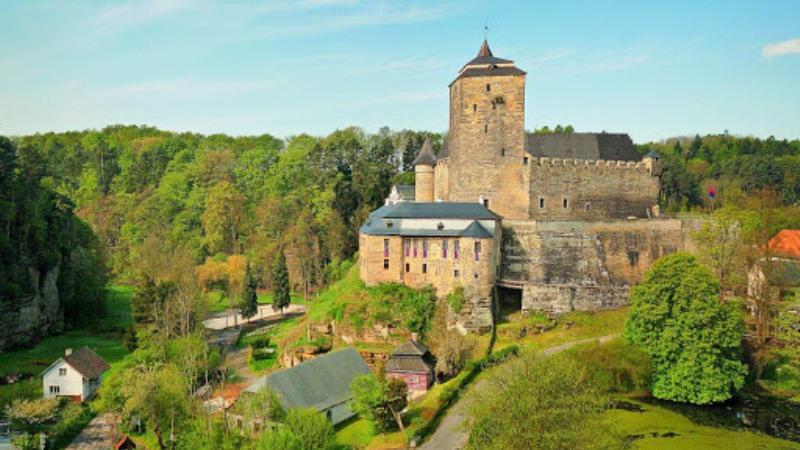 7 Kastil Terindah untuk Dikunjungi di Republik Ceko
